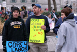 Madison workers' rights rally