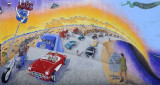 New Mexican Murals