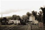 Chama Train Yard