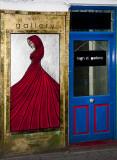 Art on High Street, Galway, Ireland