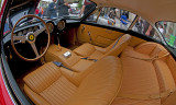 Beautiful interior leathers of a 1964 Ferrari GTL Lusso