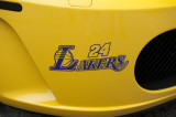Kobe's logo on his 430