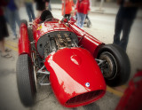 Vintage Lancia / Ferrari Powered
