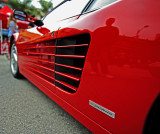 Those unmistakable Testarossa side strakes