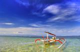Blue Skies & Green Sea