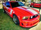 Roush Racing 427 Mustang