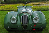 1952 Jaguar XK 120 Race Car