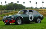 1967 MG-C GTC Race Car