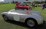 Porsche 550 & 356