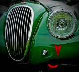 1952 Jaguar XK 129 Race Car