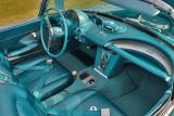 '60 Corvette Interior