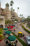 Del Mar Concours Overview
