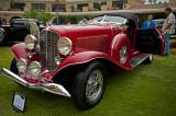 1933 Auburn Boattail Speedster V-12 Salon