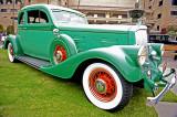 1934 Pierce Arrow Silver Arrow 8 Coupe