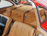 M-B 300 SL Leather Luggage