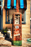 Rusted Gas Pump