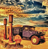 Rusted in Bodie