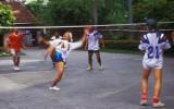 Playing Takraw