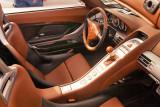 Carerra GT Interior