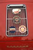 Hood Grill w/ Club Badges
