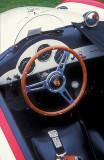 Speedster Interior