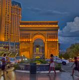 Arc de Triomphe... Vegas-style