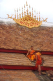 Temple Roof Work