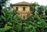 Abandoned Villa of the French Colonial Period