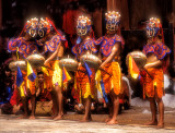 Drummers at the Festival