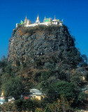 Taungkalat Monastery