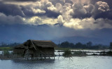 Rain Clouds over Inle Lake