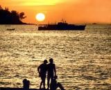 Taking in a Phuket Sunset