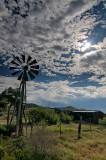 Bright Sky & Windmill