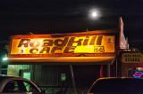 Full Moon over the 'Roadkill Cafe'