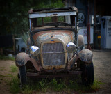 Rusted Out & Forgotten
