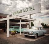 Wigwam Motel - Where it's still 1954