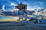 Afternoon at Roy's