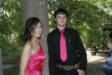 Joey & Amanda    Prom  '11