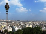 view from Sacre Couer