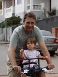 Andando de Bike