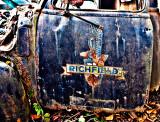 Chuck Murphy, Oil Riggers Truck.jpg