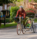 Jon Root: Windy Ride With Dad