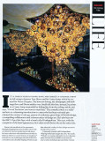 Tom Dixon Comet Lamp for Veuve Clicquot - HK Tatler