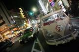 The Roppongi strip, friday night
