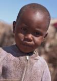 Masai Baby face