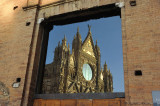Siena gothic cathedral