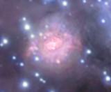 Eta Carina - The Brightest Star in the Milky Way