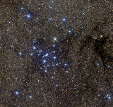 M7 Star Cluster (close up)