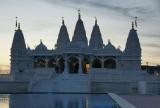 Mandir During Darshan
