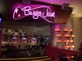 Burgers and Candles at Flamingo Hilton